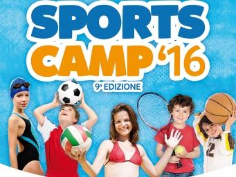 SPORTS CAMP'16...Vieni a GIOCARE con NOI!!!